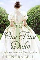 One Fine Duke (School for Dukes, #3)