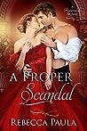 A Proper Scandal (Ravensdale Family #2)