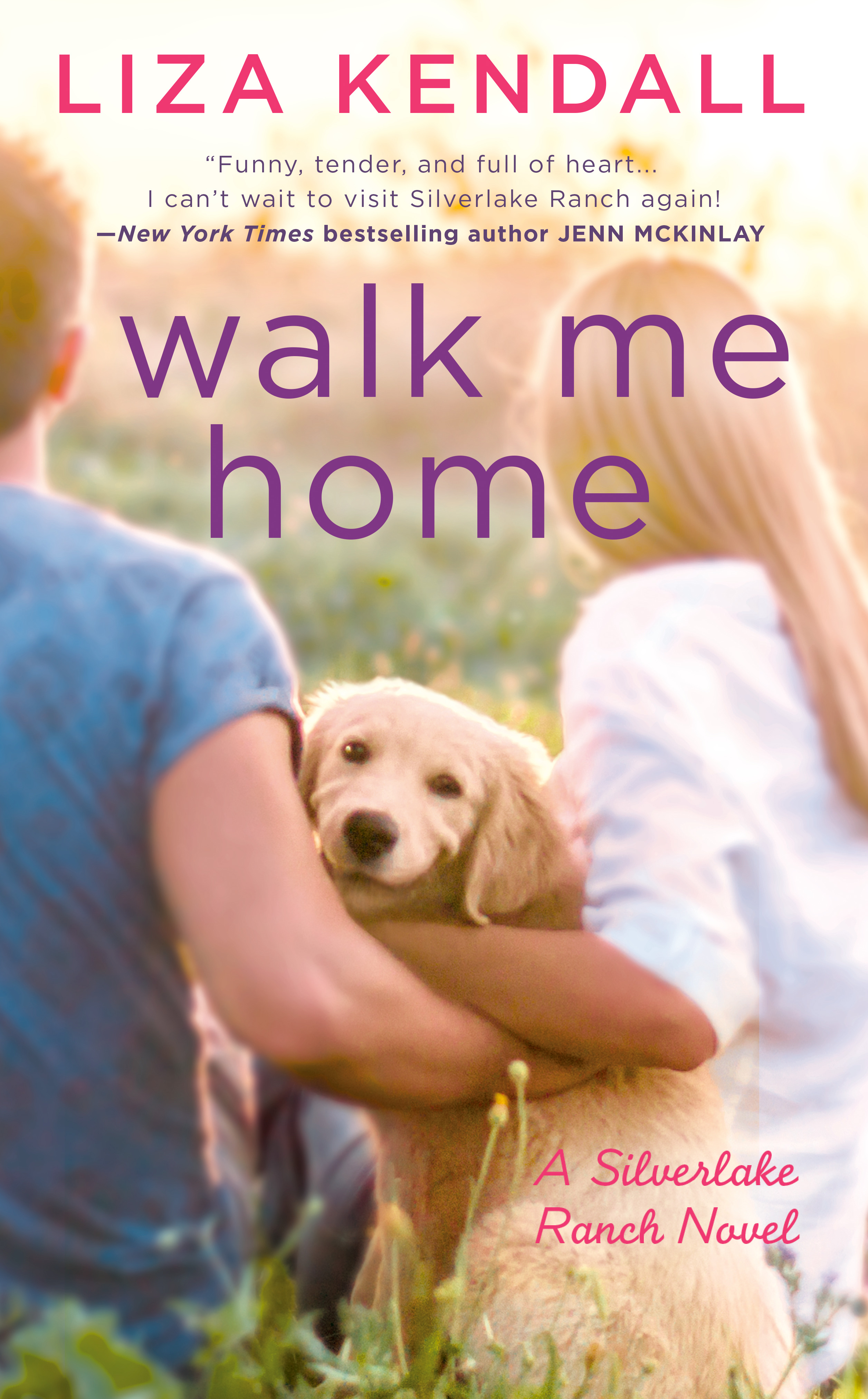 Walk Me Home (Silverlake Ranch #1)
