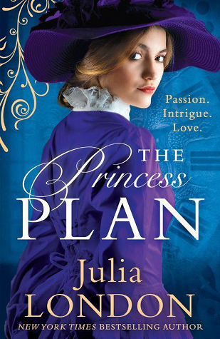 Image result for the princess plan by julia london