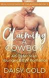 Claiming a Cowboy (Real Good Men of Oklahoma #2)