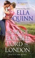 The Most Eligible Lord in London (The Lords of London, #1)
