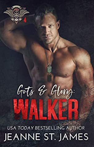 Guts & Glory: Walker (In the Shadows Security, #4)