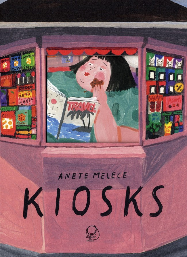 Kiosks by Anete Melece