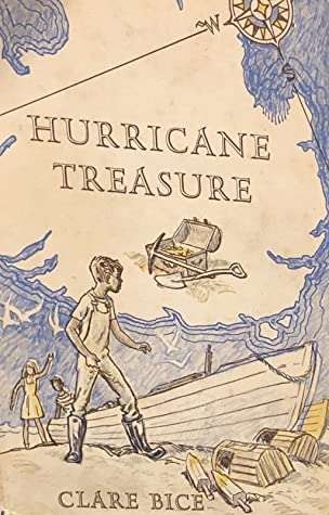 Hurricane Treasure by Clare Bice