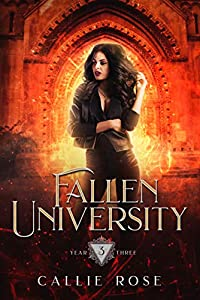 Fallen University: Year Three (Fallen University #3)