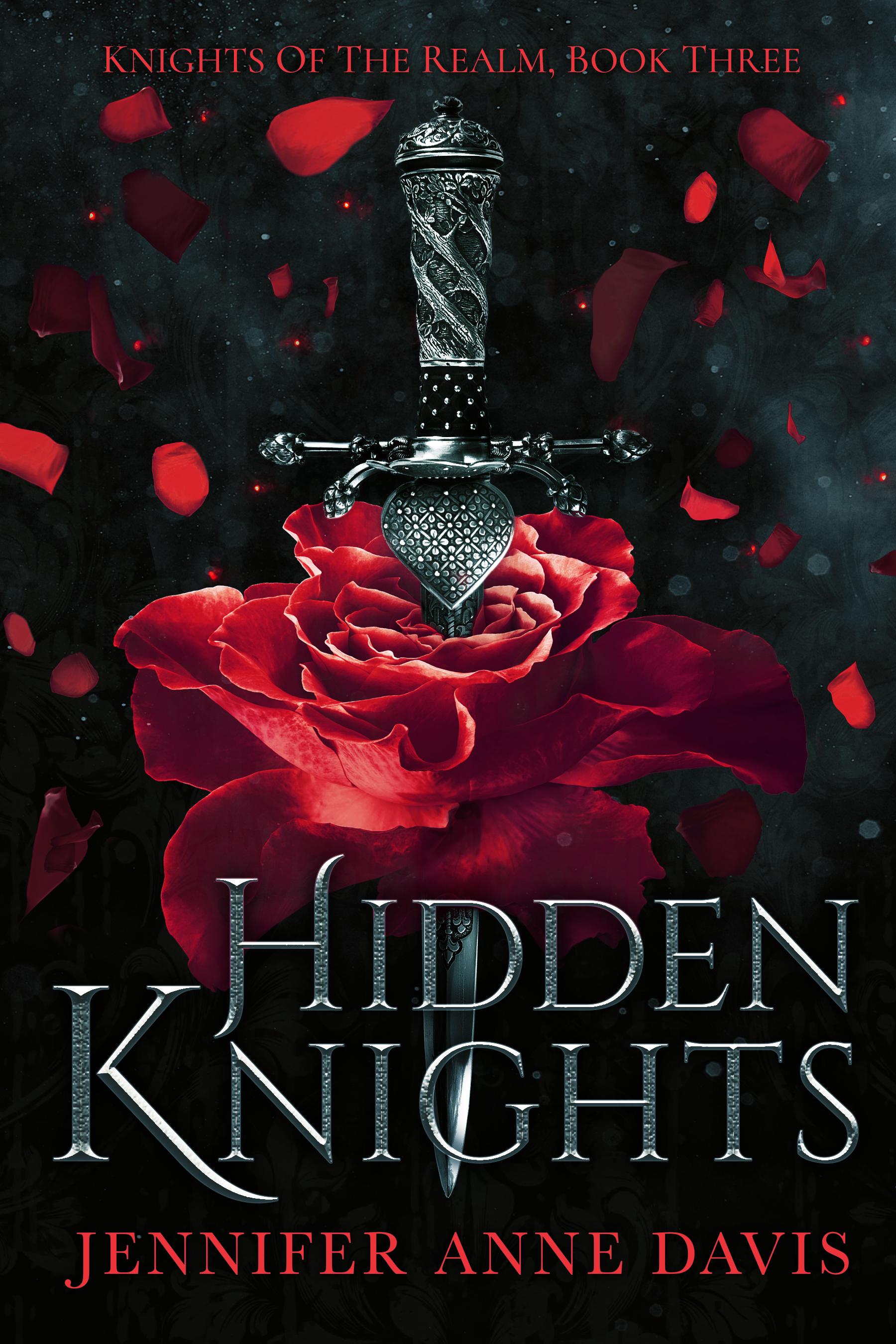Hidden Knights - Jennifer Anne Davis