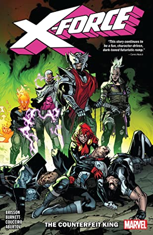 X-Force, Vol. 2: The Counterfeit King