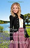 The Texas Sheriff's Family Blessing (Christian Western Romance) (Testament Creek series Book 2)