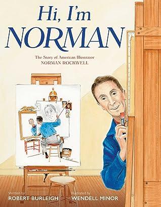 Hi, I'm Norman by Robert Burleigh