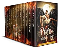 Playing with Fire: A Forbidden Love Paranormal Romance and Urban Fantasy Box Set