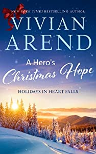 A Hero's Christmas Hope (Holidays in Heart Falls #3)