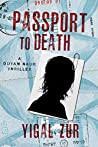 Passport to Death (Dotan Naor, #2)