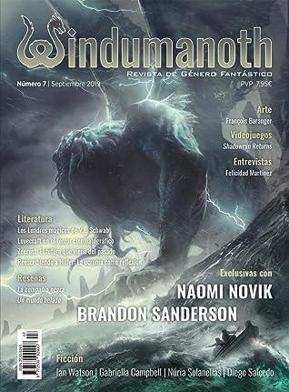 Revista Windumanoth by Alex Sebastian