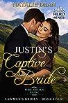 Justin's Captive Bride (Lawmen's Brides, #4)