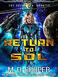 Return to Sol (Aeon 14: The Orion War #12)