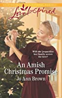 An Amish Christmas Promise (Green Mountain Blessings #1)