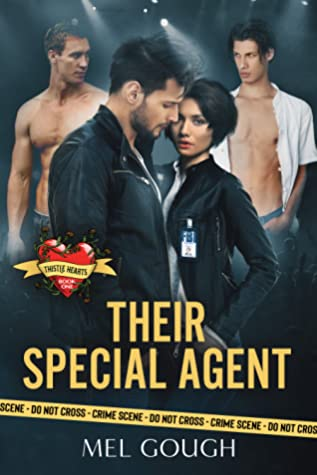 Their Special Agent (Thistle Hearts - Book 1)