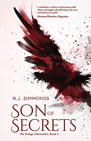 Son of Secrets (The Indigo Chronicles #2) by N.J. Simmonds