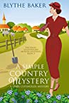 A Simple Country Mystery (Helen Lightholder #3)