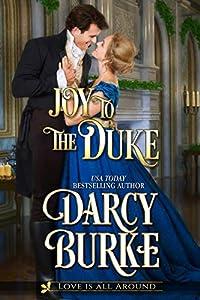 Joy to the Duke (Love is All Around #3)