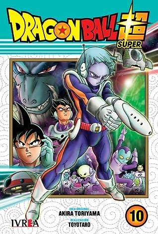 Dragon Ball Super, tomo 10 by Akira Toriyama