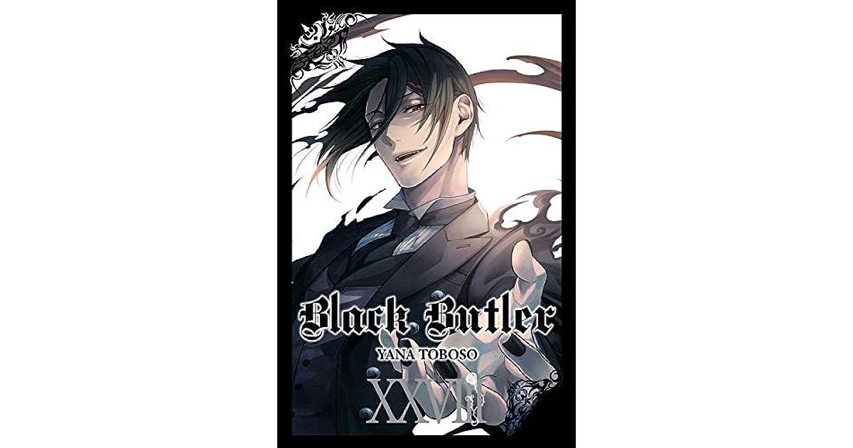 Black Butler Kuroshitsuji Vol.28 //Japanese Manga Book  Comic  Japan  New