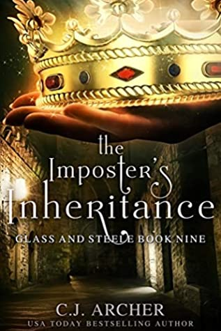 The Imposter's Inheritance (Glass and Steele #9)