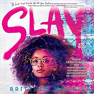 Cover for Slay by Brittney Morris.