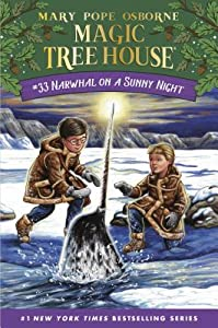 Narwhal on a Sunny Night (Magic Tree House, #33)