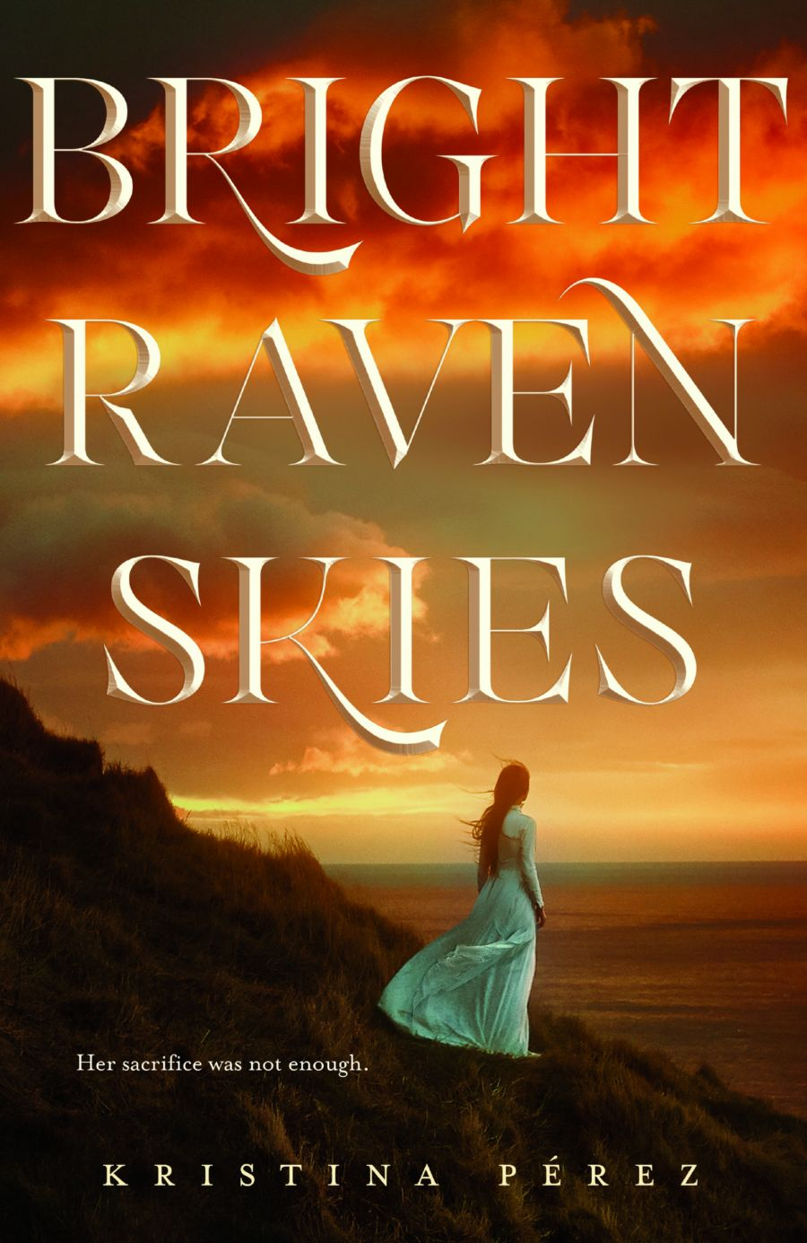 Bright Raven Skies (Sweet Black Waves, #3)
