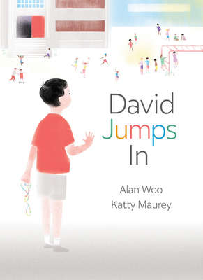 David Jumps In cover art with link to Goodreads description