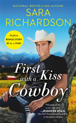 First Kiss with a Cowboy (Silverado Lake, #1)