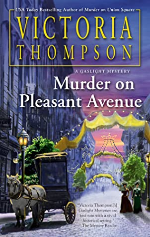 Murder on Pleasant Avenue