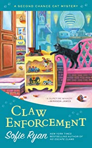 Claw Enforcement (Second Chance Cat Mystery #7)
