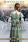 Goodwill for the Gentleman (Belles of Christmas, #2)