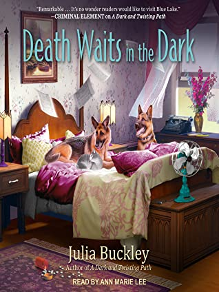 Death Waits in the Dark (A Writer's Apprentice Mystery #4)