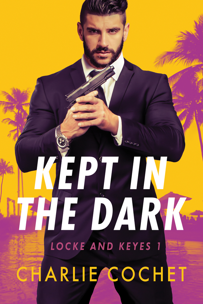 Kept in the Dark (Locke and Keyes Agency, #1)