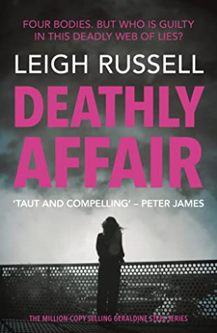 Deathly Affair by Leigh Russell