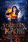 Forbidden Magic (Dark Falls Academy, #1)