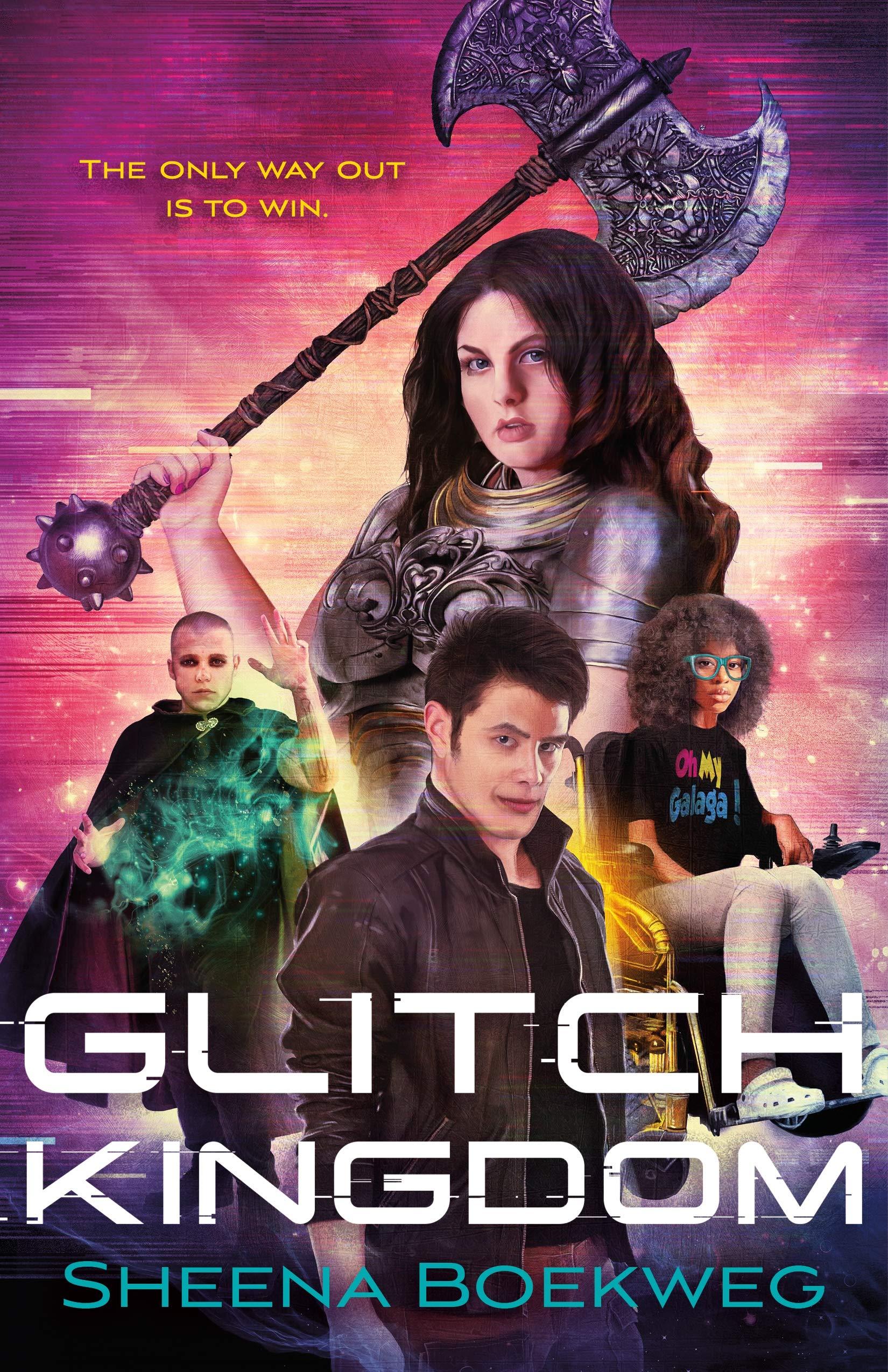 Glitch Kingdom - Sheena Boekweg
