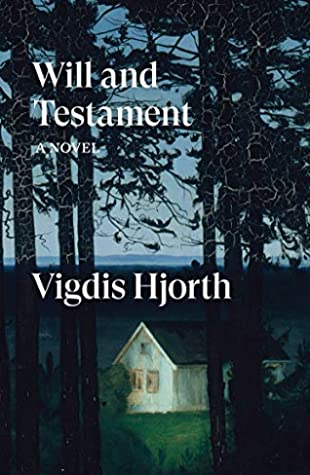 Will and Testament (Verso Fiction)