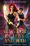 All's Fae in Love and War (The Paranormal PI Files Book 6)