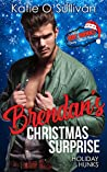 Holiday Hunks - Brendan's Christmas Surprise (Hot Hunks Steamy Romance Collection Book 4)