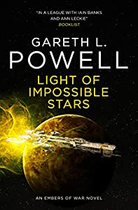 Light of Impossible Stars (Embers of War, #3)