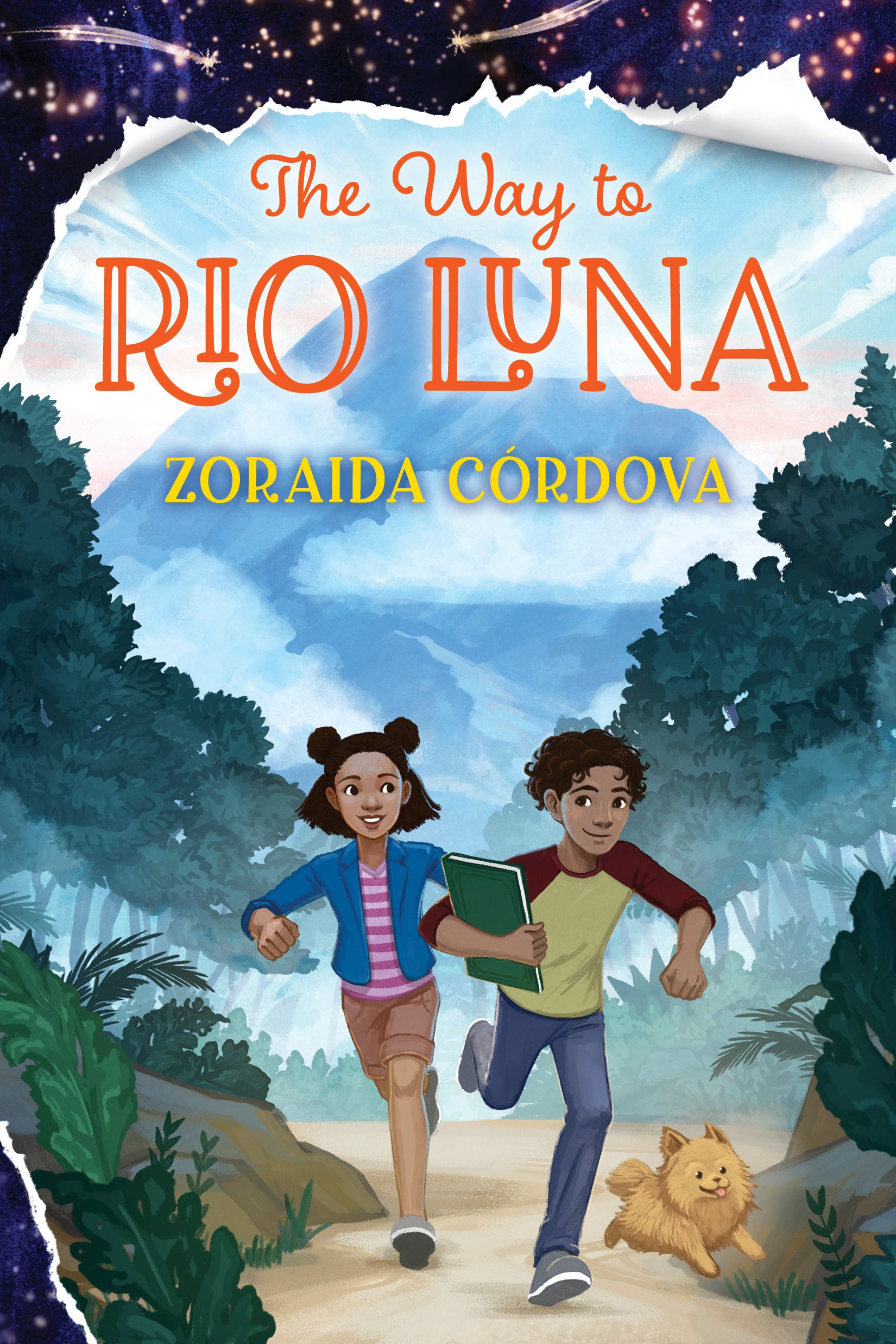 Zoraida Cordova - The Way to Rio Luna