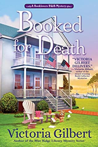 Booked for Death (Booklovers B&B Mysteries, #1)