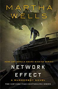 Network Effect (The Murderbot Diaries, #5)