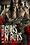 Unshaken (Guns n' Boys #9)