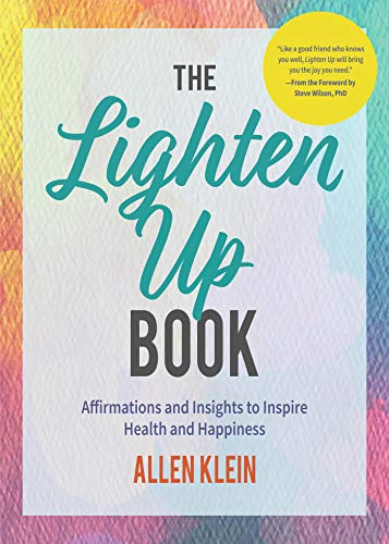 The Lighten Up Book Affirmations and